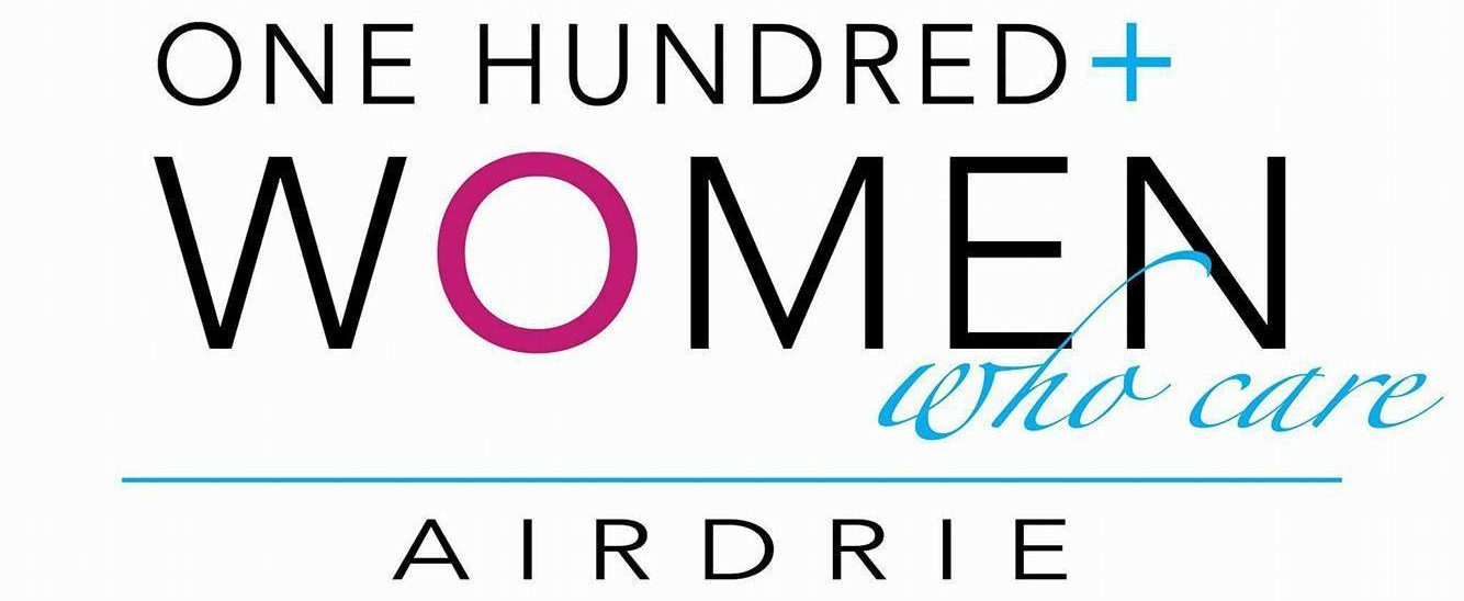 100 Women Who Care Airdrie